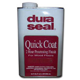 Dura Seal Quick Coat Stain Spice Brown 1 qt