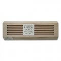 Maple Wood Vents Baseboard 18""